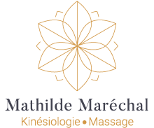 Mathilde Maréchal Kinésiologue Massage Logo